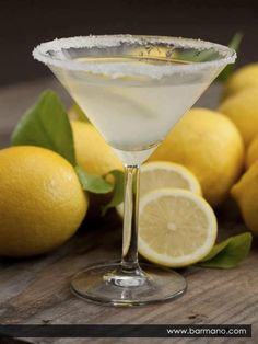 Loopy Lemon Drop Martini  1 ½ oz. Three Olives Loopy Vodka ½ oz. triple sec 1 tsp sugar ¾ oz. freshly squeezed lemon juice