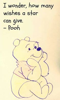 Winnie the Pooh! He always has some inspiring things to say :)