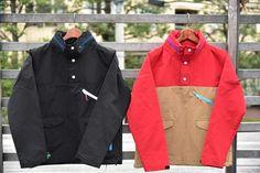 CHUMS Mountain Anorak Jacket