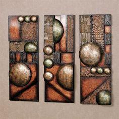Through Time Metal Wall Sculpture Set : Through Time Sculpture Set Abstract Metal Wall Art, Metal Sculpture Wall Art, Metal Tree Wall Art, Contemporary Abstract Art, Wall Sculptures, Framed Wall Art, Abstract Sculpture, Contemporary Sculpture, Modern Art