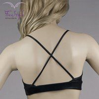 X TOP MICRO BLACK BLING-BLING #moda  #fitnessfashion #top #free_style #girl #fashion #sexy #like #fitness #dri-fit