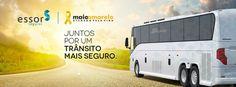 Essor abraça campanha do Maio Amarelo, por um trânsito mais seguro