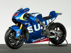Suzuki XRH1 MotoGP Barcellona 2013 #neverland-motor #motorcycle #suzuki