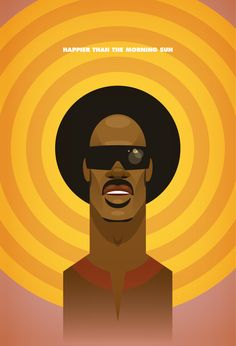 Stan+chow -Stevie Wonder