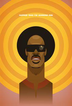 Stan+chow -Stevie Wonder
