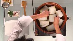 Máquina Oscilante para Cocinar (es) Oscilating Cooking Machine (en)