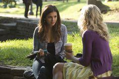 #TheVampireDiaries: Damon tenta reconquistar a namorada