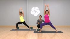 Take this weeks free yoga class - Beginner's Daily Practice by Melanie Lora Meltzer. >> Find out more by checking out the image link