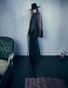 Vogue Germany October 2016 Issa Lish by Emma Summerton