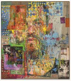 Les nouveaux Portraits composites de Andrew Salgado (1)
