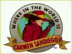 Where In The world is carmen sandiego