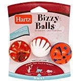 $22.34  - Hartz Cat Toy Bizzy Balls EA (Pack of 18) ** Check out this great product. (This is an affiliate link) #CatToys