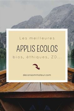 - Smartphones - Les meilleures applications écolos / bios / éthiques / ZD Selection of eco apps, bios, These apps for smartphone and tablet will help you in your approach zero waste / simplicity / antigaspi everyday :].