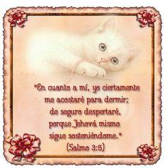 ~Salmo 3:5~