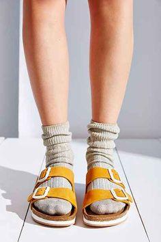 Birkenstock Arizona Sport Soft Footbed Slide Sandal