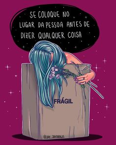 Se nn for ajudar, nn fale nada. Psychedelic Drawings, Motivational Phrases, Sad Girl, Sad Love, Tumblr, Amazing Quotes, Amazing Pictures, Drawing Tips, Cute Wallpapers