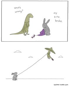 lizclimo:  man, that lizard is nice.  Such a cute artist on tumblr!   happy friends day! & also #tbt