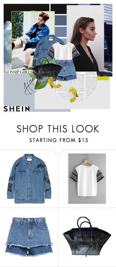 """""""♡♡Shein!♡♡ - Win 30$ coupon!"""" by sandrameneses ❤ liked on Polyvore featuring Seed Design, Julien David and Marc Fisher"""