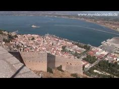 ▶ The fortress of Palamidi in Nafplio - Peloponnese #Greece #Travel Channel - YouTube