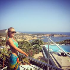 "Paris Hilton on Instagram: ""Such a beautiful day on my magical island! ✨✨✨✨ #I❤️Ibiza """