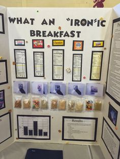 Sciences projects