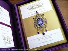 "Indian inspired invitations. for more wedding ideas, follow my ""Put a ring on it, baby"" board!"