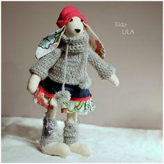 Tilda#szycie#bunny#królik
