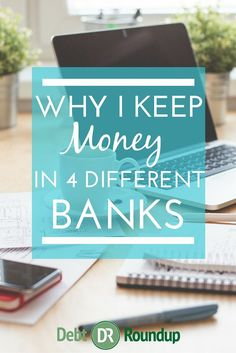 Let's face it, there is fraud everywhere these days, but that doesn't mean you should let your bank accounts get in trouble. I keep my money in four different banks accounts for a number of reasons!