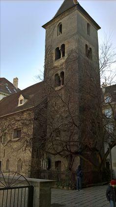Ruprechtskirche/St. Rupert's Church - Vienna, Austria