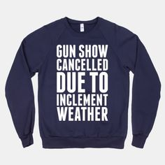 I want this sweater! I hate going to the gym when it's raining.