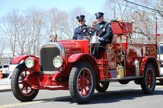 old fire trucks | Antique Fire Truck | Flickr - Photo Sharing!