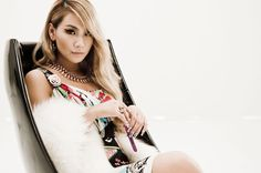 SB Projects - K-Pop Superstar CL to Enter America With Scooter Braun
