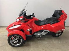 2012 Can-Am Spyder® RT-S SE5 in Frontenac, Kansas