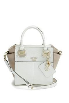 3d3c19090c9e Lakeshore Small Satchel at Guess