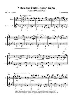 sugar plum fairy piano sheet music pdf