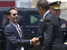 Obama Cites Tax Dodger Marc Anthony to Push Higher Taxes