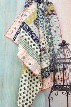 Free Quilt Pattern - Deco Dreams Quilt