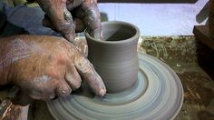 Pottery for Beginners - How to Make a mug ep02 Every Tuesday we will make(a how to) one diferent video. Dont forget to Like - Subscribe - Share - Comment!!! Pottery,pottery,pottery for beginners,pottery wheel,pottery throwing,pottery making,pottery techniques, Feel free to: Subscribe : http://www.youtube.com/user/sifoynios1?sub_confirmation=1