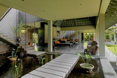 Home-Styling: Magnificent Houses * Casas Magníficas - Sophisticated Bali