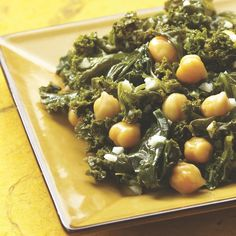 Indian spiced kale with chickpeas (no garam masala, doubled the other spices, used canned tomtoes and their liquid- was very good).