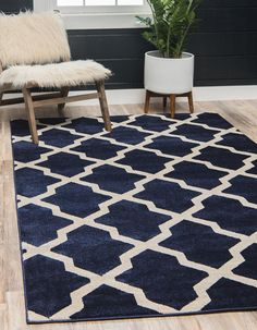 Shop for Unique Loom San Antonio Trellis Rug - x Get free delivery at Overstock - Your Online Home Decor Store! Get in rewards with Club O! Grey Carpet Bedroom, Beige Carpet, Trellis Rug, Trellis Pattern, Diy Candle Holders, Diy Candles, Textured Carpet, Cheap Carpet, Ideas