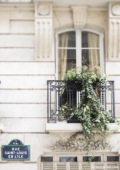 Rue Saint-Louis, Paris. Lovely Ile st Louis.