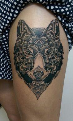 Bradley Bosch #Ink #tattoo