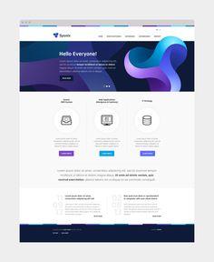 Syonix / Branding by Necon, via Behance