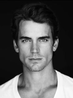 Matt Bomer, one of the most gorgeous man alive. Go on, click through the link. Yes, you're welcome..