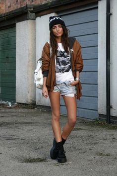 Relaxed grunge | Women's Look | ASOS Fashion Finder