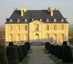 Chateau de Vendeuvre, Vendeuvre, Basse-Normandie, France