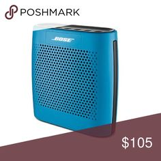 Bose Bluetooth Speakers Brand New Still In Box! Blue Bose Bluetooth Speakers,  They Are Part 73
