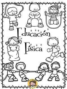 School Sports, School Fun, School Frame, Folder Organization, Classroom Labels, Letters For Kids, Science Worksheets, Class Activities, Home Schooling