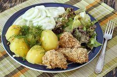 Zdrowy obiad na niedzielę zamiast schabowego | Zdrowe Przepisy Pauliny Styś